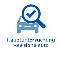 Hauptuntersuchung - Revisione auto